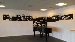 arkitekturprojekt 6. 7. 8. kl. udstilling 2